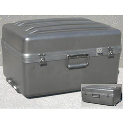 Parker Plastics Deluxe Tote Wheeled Case DX-2215-12-W