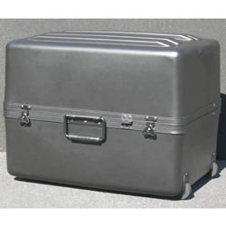 Parker Plastics Deluxe Tote Wheeled Case DX-2215-16-W