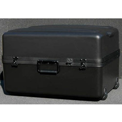 Parker Plastics Deluxe Tote Wheeled Case DX-2317-14-W