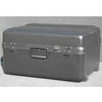 Parker Plastics Deluxe Tote Wheeled Case DX-2317-12-W Layer Foam Filled