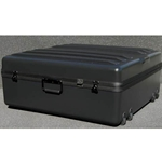Parker Plastics Deluxe Tote Wheeled Case DX-3030-12-W Layer Foam Filled