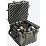 Pelican Protector Cube Case 0350 With Adjustable Padded Dividers