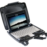 Pelican HardBack Case 1075 with iPad Insert i1075