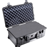 Pelican Protector Carry On Case 1510 Foam Filled