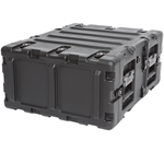 "SKB 20"" Deep Static 4U Shock Mount Rack Case 3RS-4U20-22B"