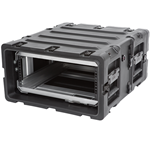 "SKB 20"" Deep Removable 4U Shock Mount Rack Case 3RR-4U20-22B"