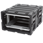 "SKB 20"" Deep Removable 5U Shock Mount Rack Case 3RR-5U20-22B"