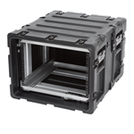 "SKB 20"" Deep Removable 7U Shock Mount Rack Case 3RR-7U20-22B"