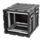 "SKB 20"" Deep Removable 9U Shock Mount Rack Case 3RR-9U20-22B"