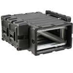 "SKB 30"" Deep Removable 5U Shock Mount Rack Case 3RR-5U30-25B"