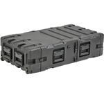 "SKB 30"" Deep Static 3U Shock Mount Rack Case 3RS-3U30-25B"