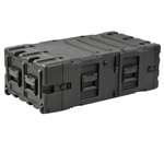 "SKB 30"" Deep Static 5U Shock Mount Rack Case 3RS-5U30-25B"