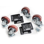 Pelican Caster Wheel Kit 0507