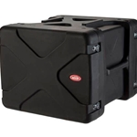 "SKB 20"" Deep 8U Roto Shock Mount Rack 1SKB-R908U20"