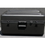 Parker Plastics Deluxe Tote Wheeled Case DX-2517-12-W