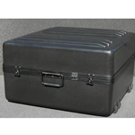 Parker Plastics Deluxe Tote Wheeled Case DX-2626-14-W
