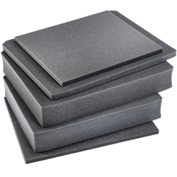 Pelican Vault V600 Replacement 4 Piece Foam Set V600FS