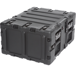 "SKB 20"" Deep Static 5U Shock Mount Rack Case 3RS-5U20-22B"