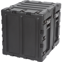 "SKB 20"" Deep Static 11U Shock Mount Rack Case 3RS-11U20-22B"