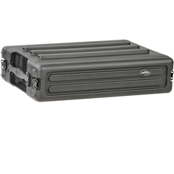SKB 2U Roto Shallow Rack Mount Case 1SKB-R2S