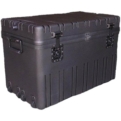 Parker Plastics Roto Rugged Tote Wheeled Case RR2514-16-TW