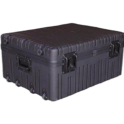 Parker Plastics Roto Rugged Tote Wheeled Case RR2822-12-TW