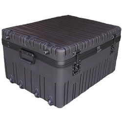 Parker Plastics Roto Rugged Tote Wheeled Case RR2822-14-TW