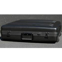 Parker Plastics Deluxe Tote Wheeled Case DX-2421-6-W