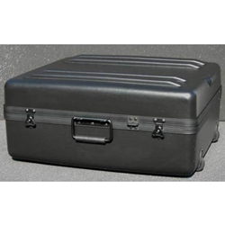 Parker Plastics Deluxe Tote Wheeled Case DX-2421-10-W