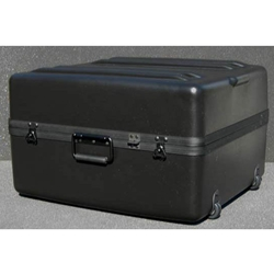 Parker Plastics Deluxe Tote Wheeled Case DX-2421-14-W