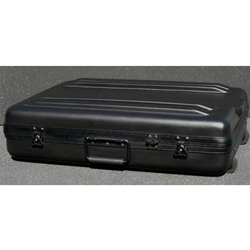 Parker Plastics Deluxe Tote Wheeled Case DX-2517-6-W