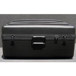 Parker Plastics Deluxe Tote Wheeled Case DX-2719-12-W