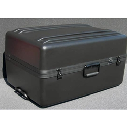 Parker Plastics Deluxe Tote Wheeled Case DX-2719-14-W