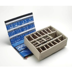 Pelican EMS Accessory Set (Lid Organizer and Divider Set) 1605EMS
