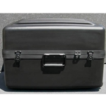 Parker Plastics Deluxe Tote Wheeled Case DX-2215-14-W Empty No Foam