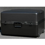 Parker Plastics Deluxe Tote Wheeled Case DX-2317-14-W Empty No Foam