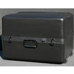 Parker Plastics Deluxe Tote Wheeled Case DX-2317-16-W Layer Foam Filled