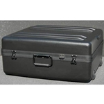 Parker Plastics Deluxe Tote Wheeled Case DX-2421-10-W Empty No Foam