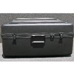 Parker Plastics Deluxe Tote Wheeled Case DX-2626-12-W Empty No Foam