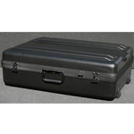 Parker Plastics Deluxe Tote Wheeled Case DX-2719-8-W Layer Foam Filled