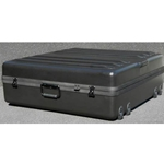 Parker Plastics Deluxe Tote Wheeled Case DX-3030-10-W Layer Foam Filled