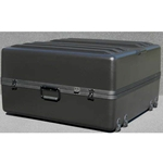 Parker Plastics Deluxe Tote Wheeled Case DX-3030-16-W Layer Foam Filled