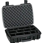 Pelican Storm Protector Laptop Case iM2370 With Adjustable Padded Dividers