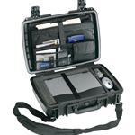 Pelican Storm Protector Laptop Case iM2370 With Computer Laptop Insert and Lid Organizer