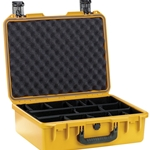Pelican Storm Protector Case iM2400 With Adjustable Padded Dividers