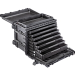 Pelican Protector Mobile Tool Chest Case 0450 Without Drawers