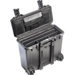 Pelican Storm Protector Case iM2435 With Adjustable Padded Dividers and Lid Organizer