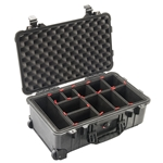Pelican Protector Carry On Case 1510 With TrekPak