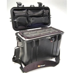 Pelican Protector Top Loader Case 1430 With Adjustable Padded Dividers and Lid Organizer
