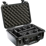 Pelican Protector Case 1450 With Adjustable Padded Dividers